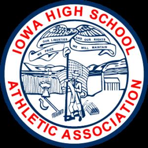 IHSAA graphic logo