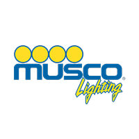 IHSAA sponsor Musco lighting logo