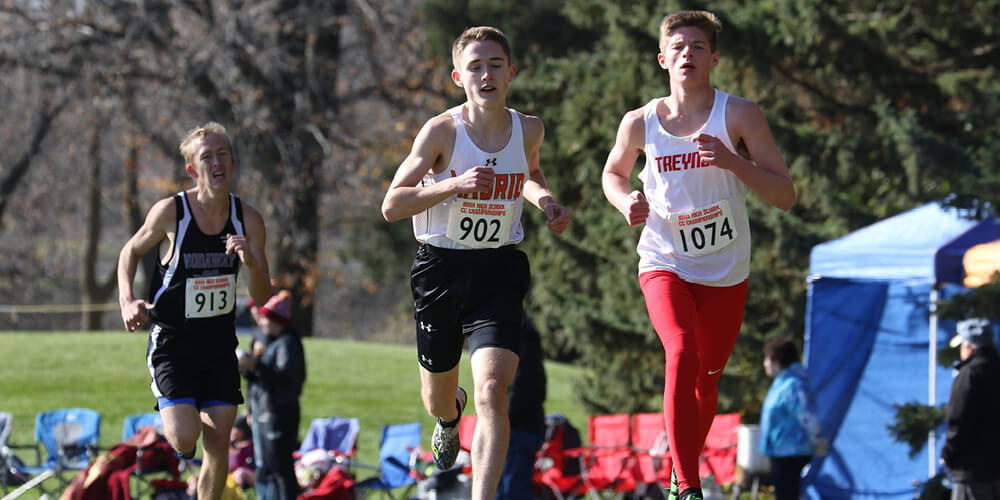 Cross Country: State Meet Results