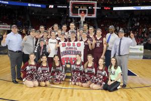 2019 Class 3A Basketball Champions