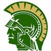 Logo of local high school Iowa City West