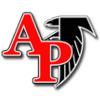 Logo of local high school Aplington-Parkersburg