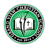 Image of champions logo for Grand View Christian School team