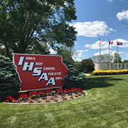 Image of the IHSAA offices
