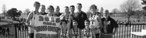 Image of IHSAA cross country winners