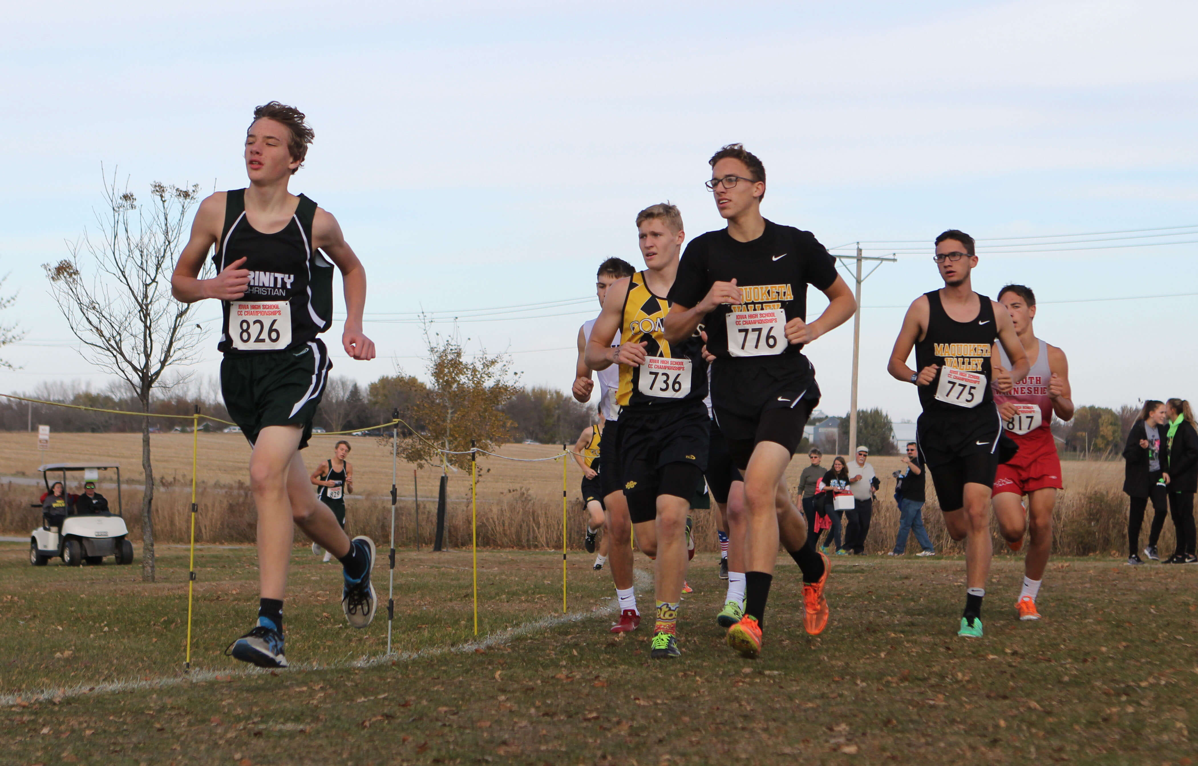 Cross Country: State Qualifying Meet Assignments