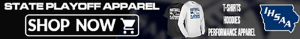 IHSAA apparel banner ad