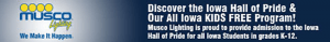 Musco Lighting banner ad