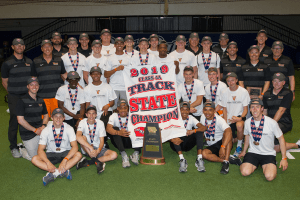 Image of the 2019 4A Track Champions