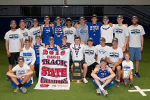 Image of 2019 Class 2A Track State Champions