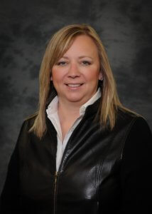Headshot photo of Kim Mechura, Administrative Assistant.