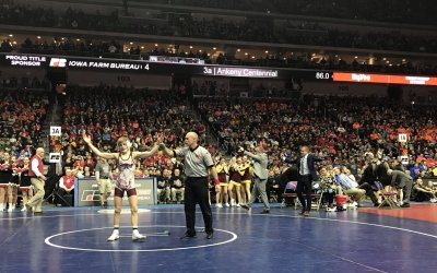 Wrestling: Finals Tickets On Sale Dec. 17