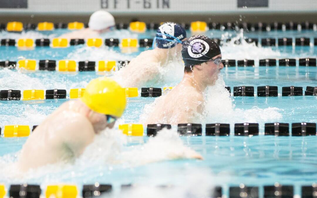 Swimming: District Meet Results