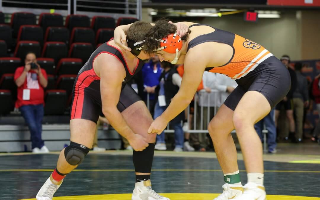 Wrestling: State Duals