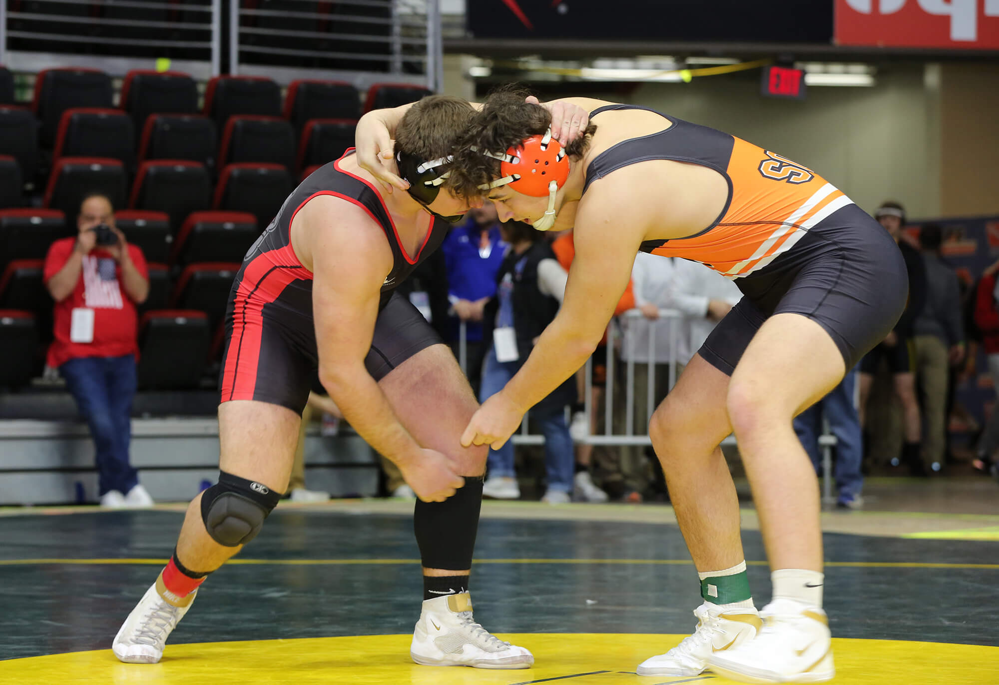 Wrestling: State Duals