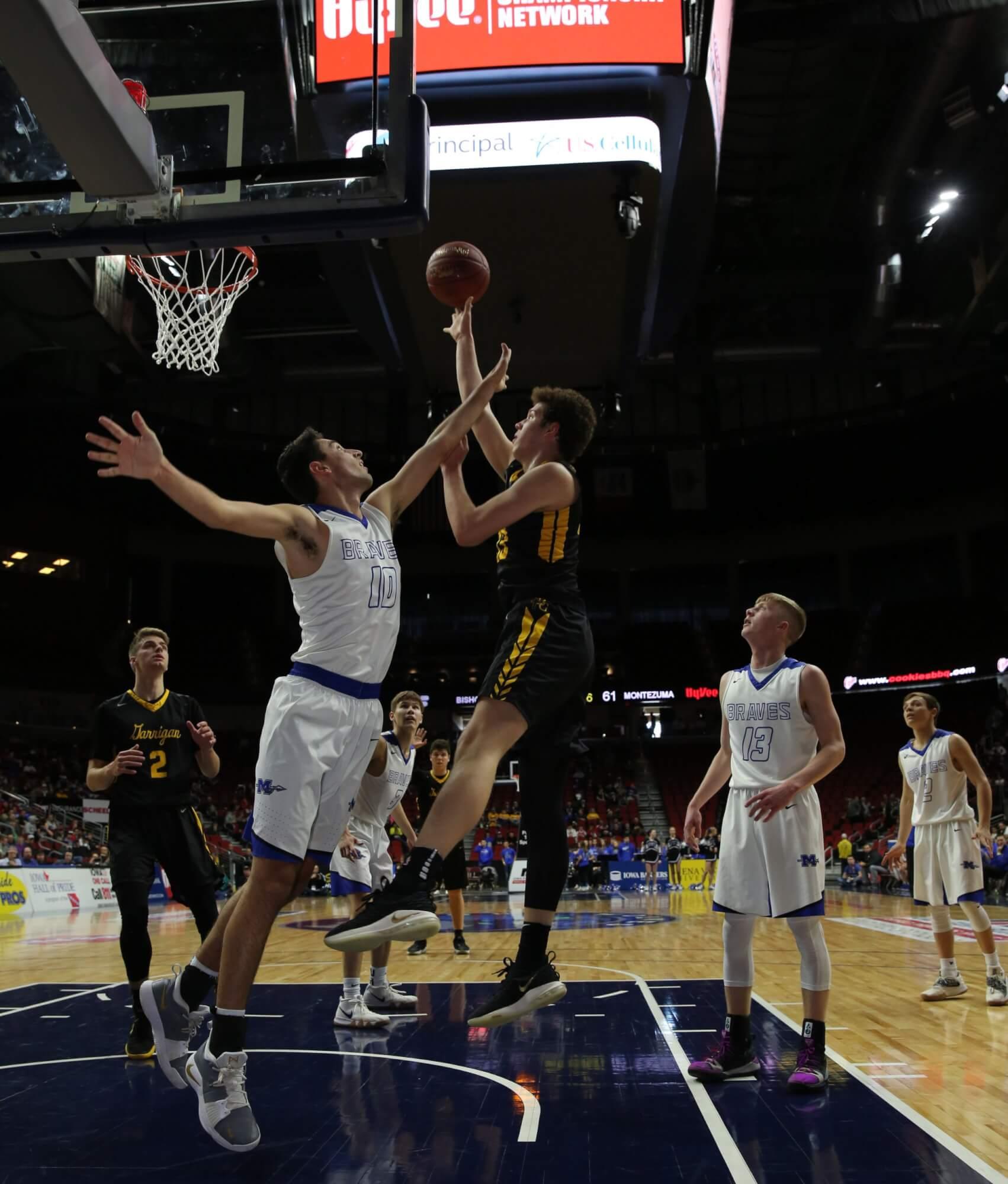 Basketball: State Tournament Brackets