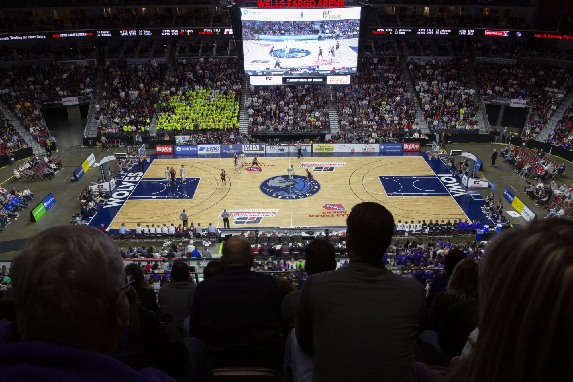 Basketball: Spectator restrictions for Friday's finals