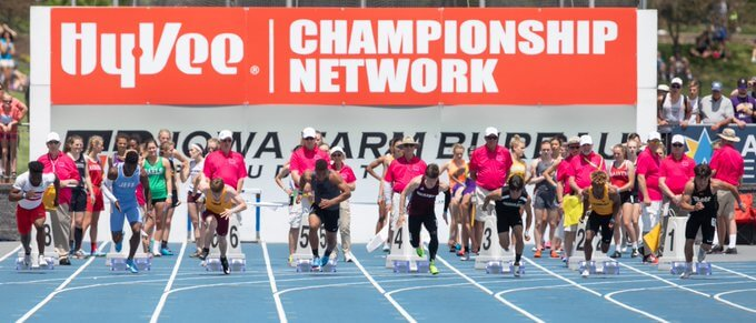Track & Field: State Qualifying Meet Sites