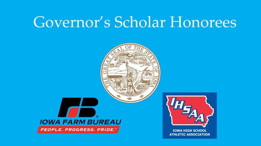 Iowa Governor's Scholar
