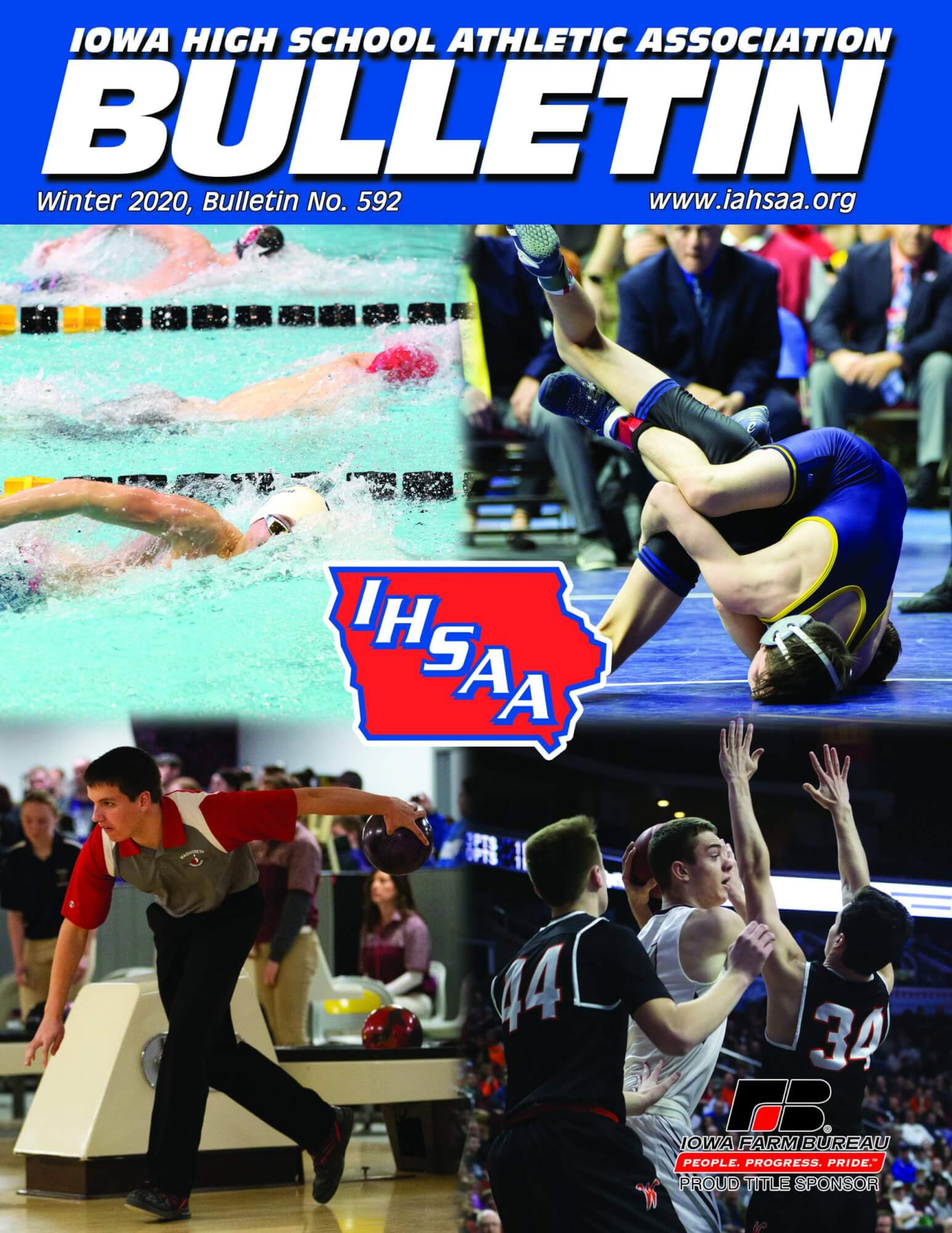 IHSAA Bulletin: Winter 2019-20