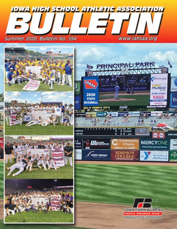 IHSAA Bulletin: Summer 2020