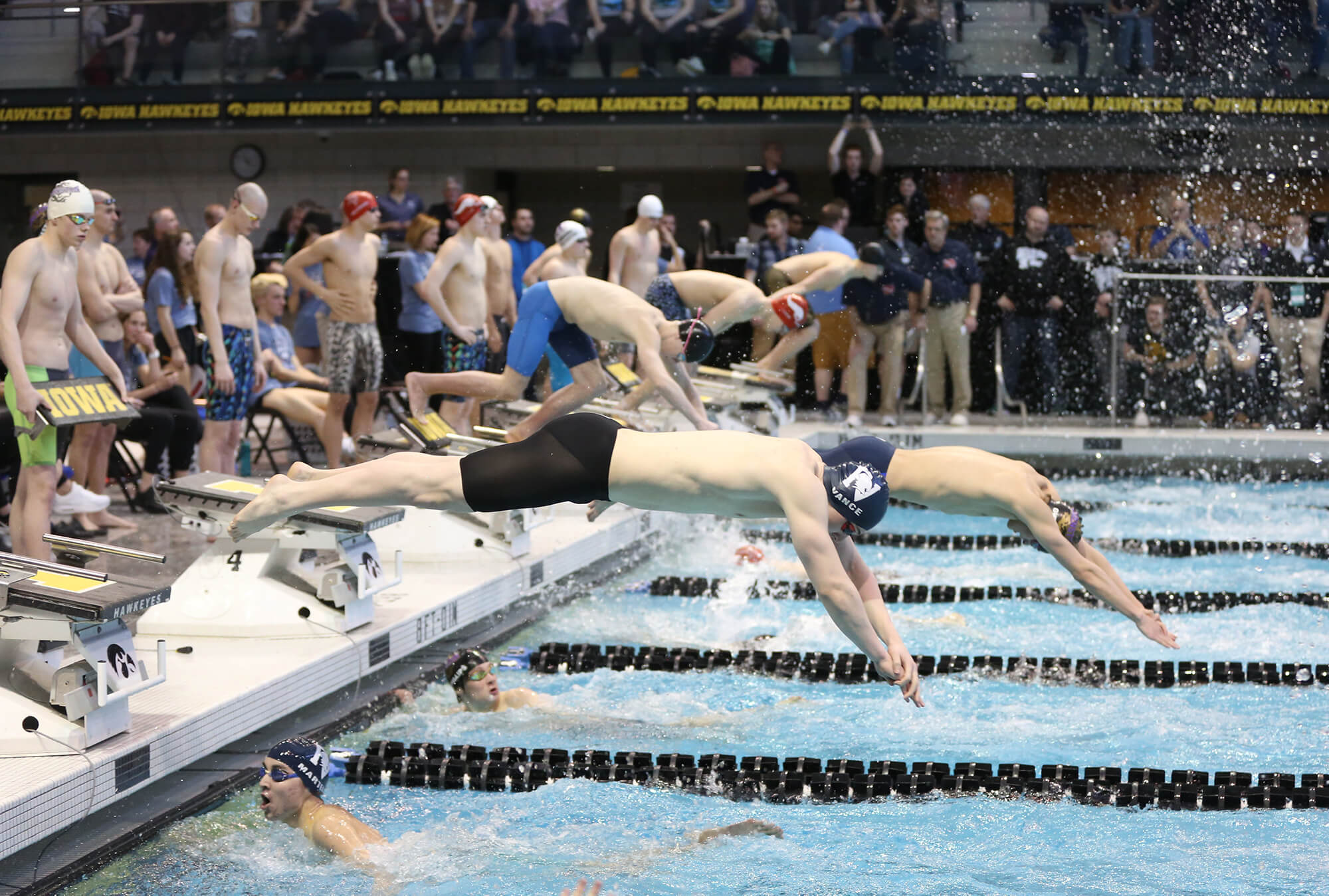 Swimming: 2021 Postseason Updates