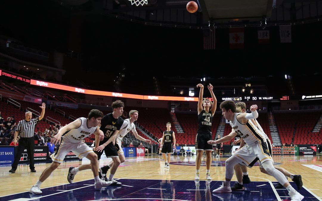 Basketball: 2021 Postseason Assignments