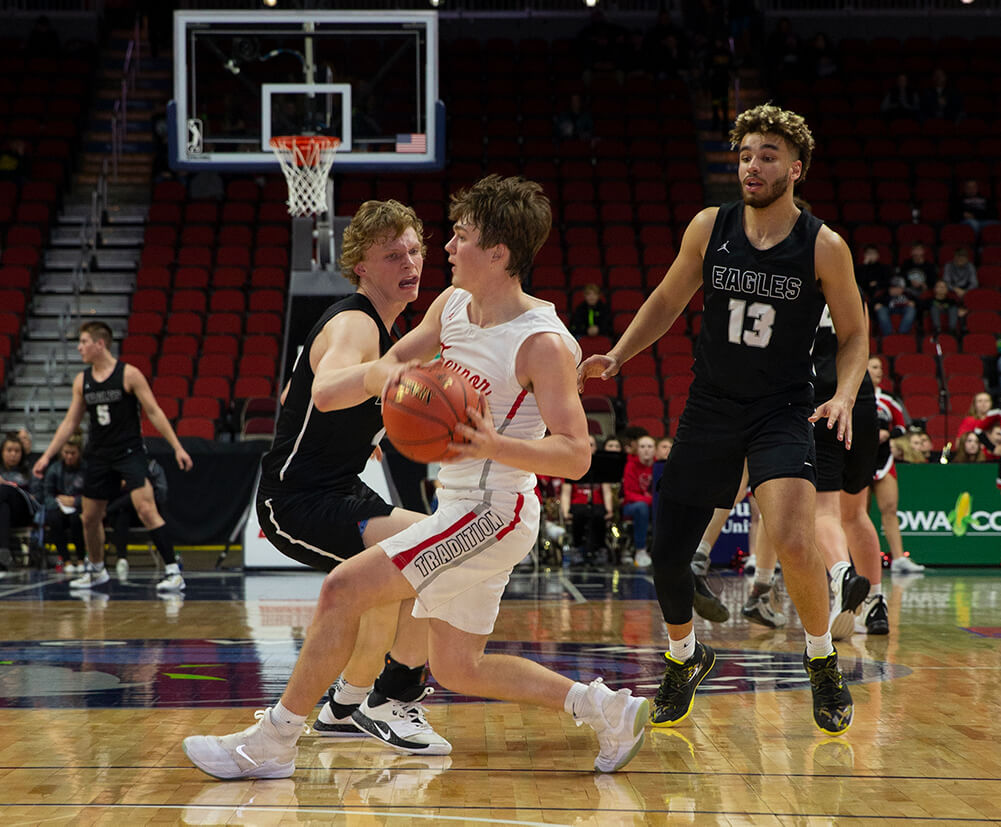 Basketball: 2021 Postseason Brackets