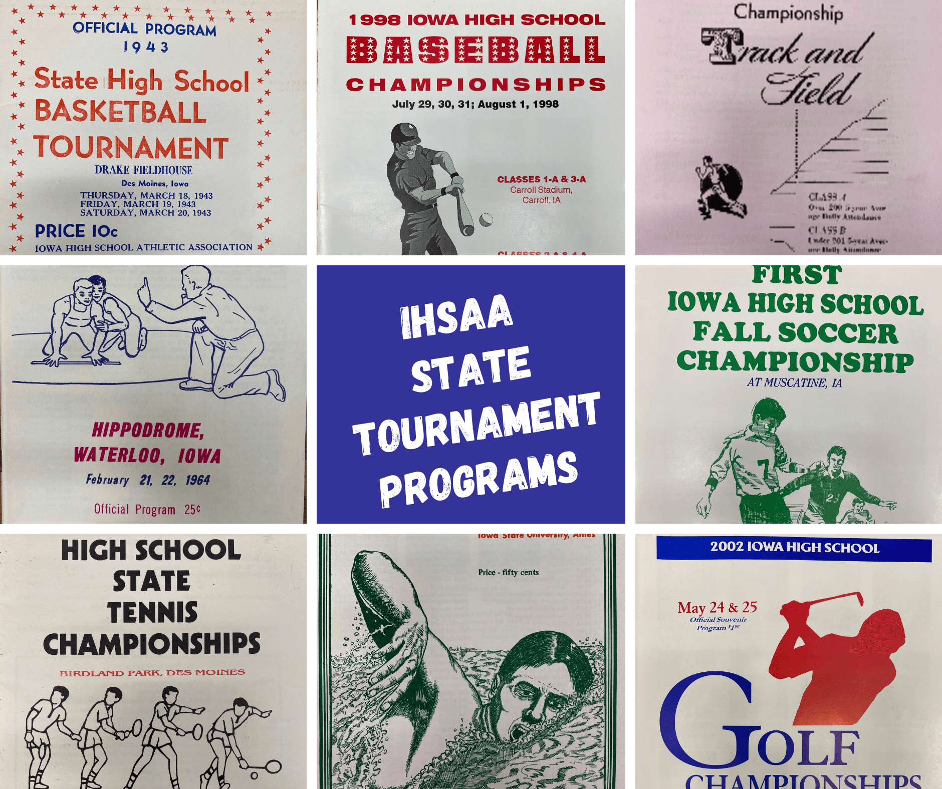 Archives: Seeking State Tournament Programs