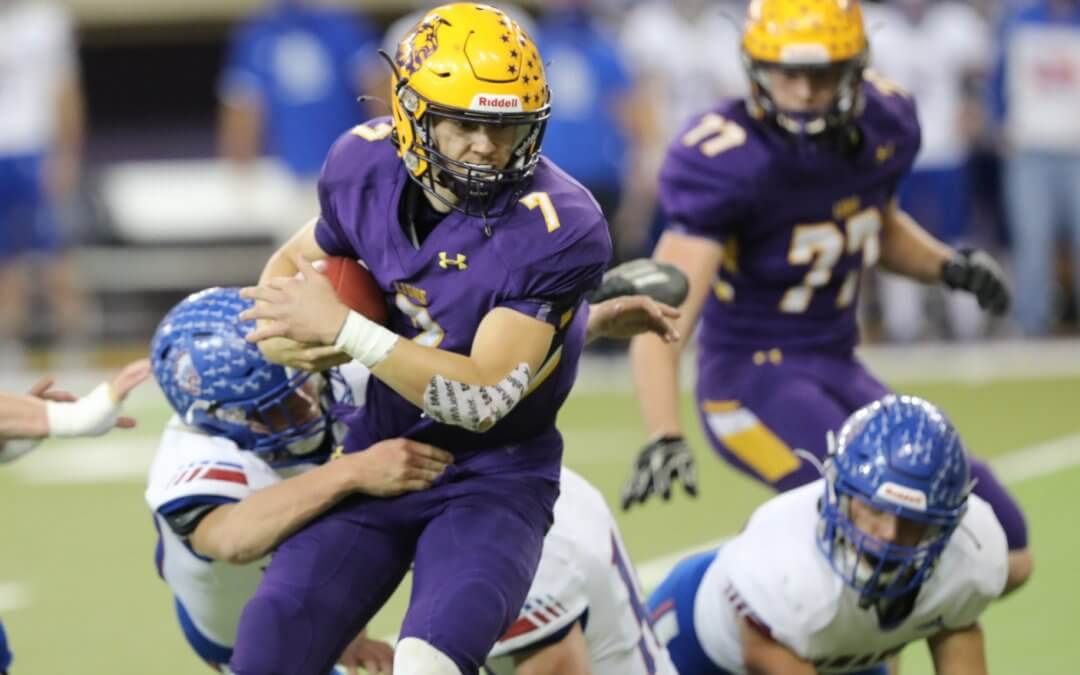 Football: 2021-22 Districts & Groups