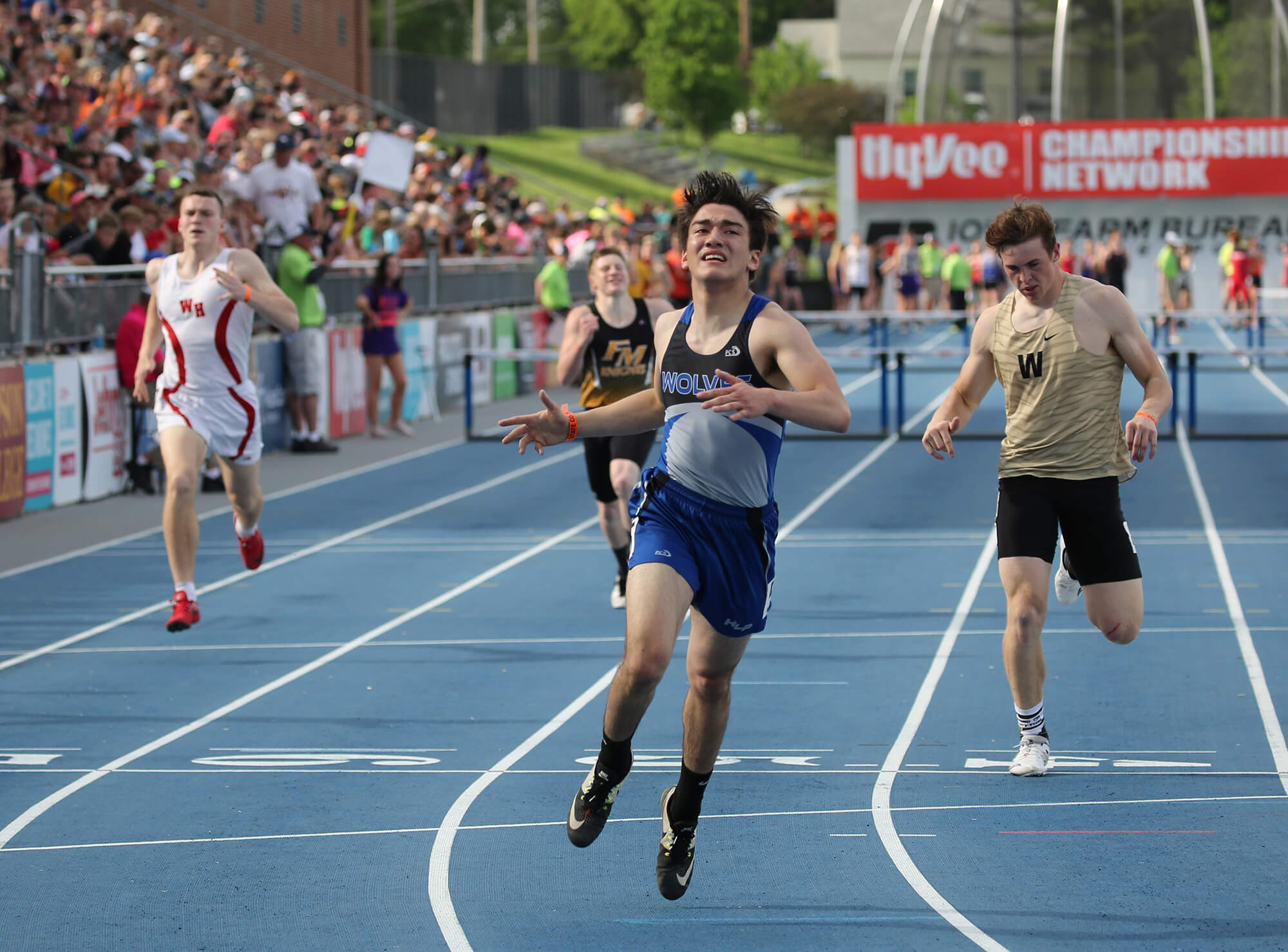 Track & Field: 2021 State Meet Updates