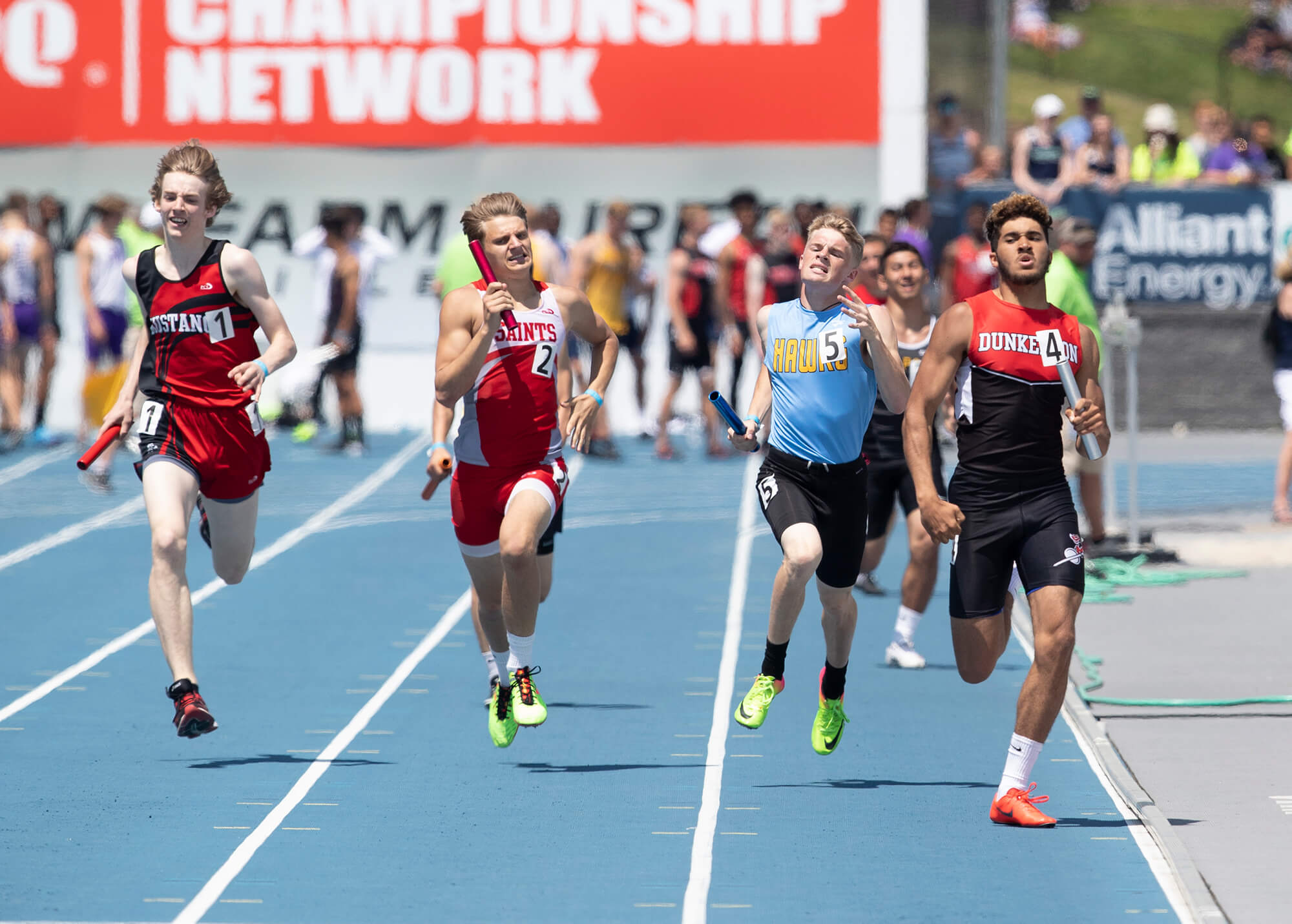 Track & Field: 2021 State Qualifying Meet Assignments