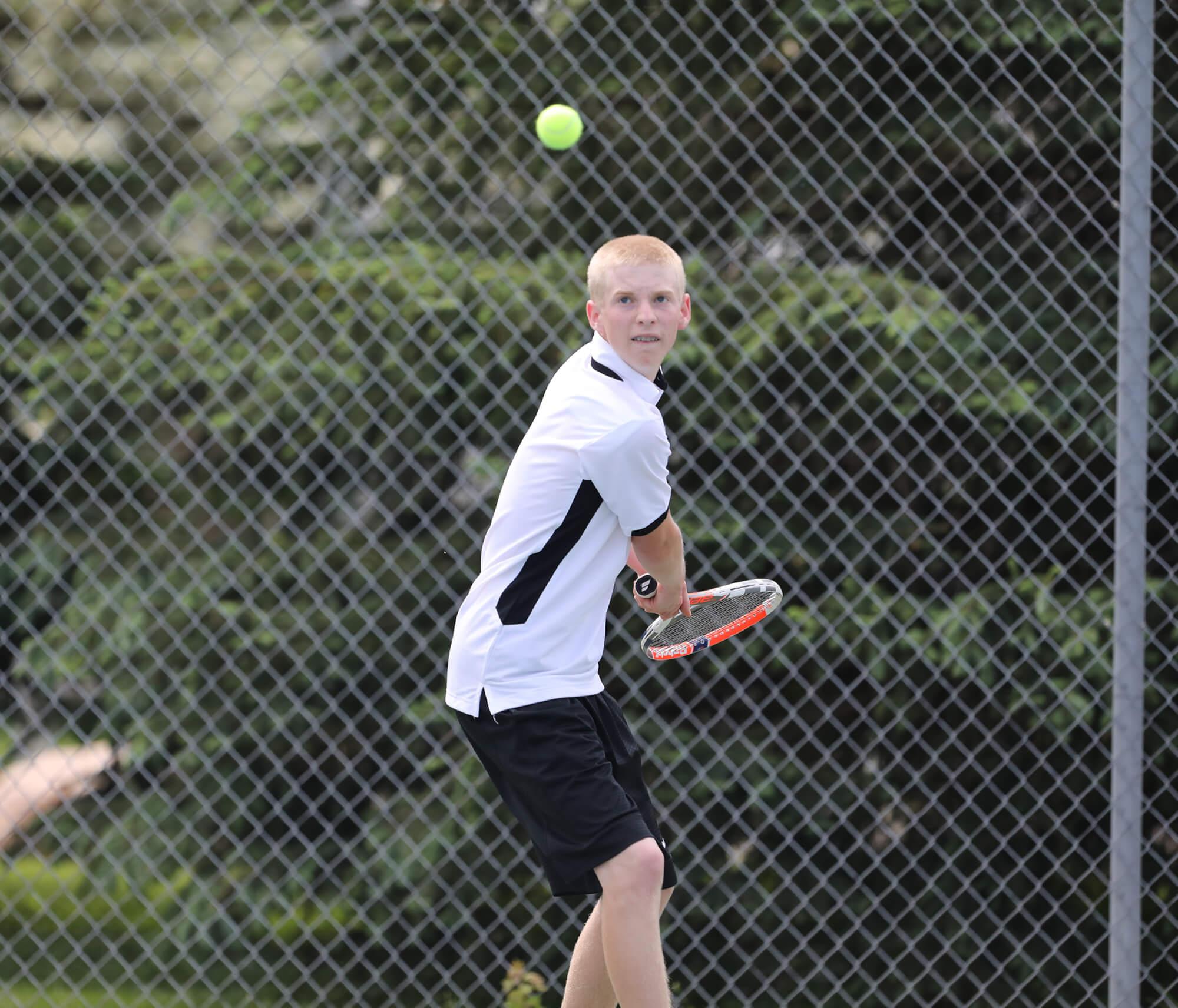 Tennis: 2021 Postseason Assignments
