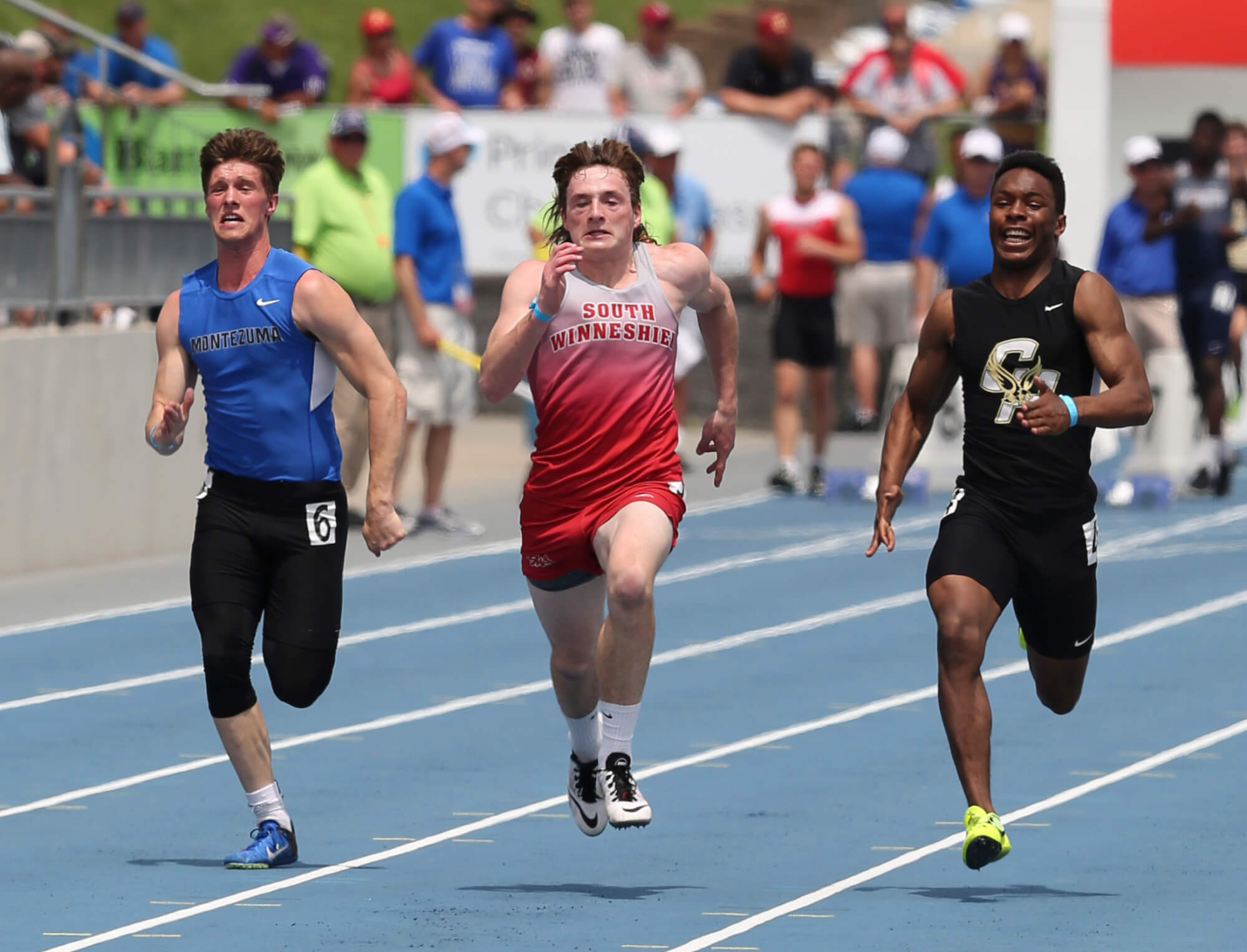 Track & Field: Attendance Limits Removed at State Meet