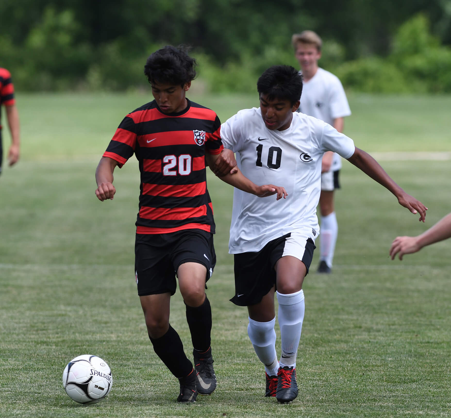 Soccer: 2021 Substate Brackets