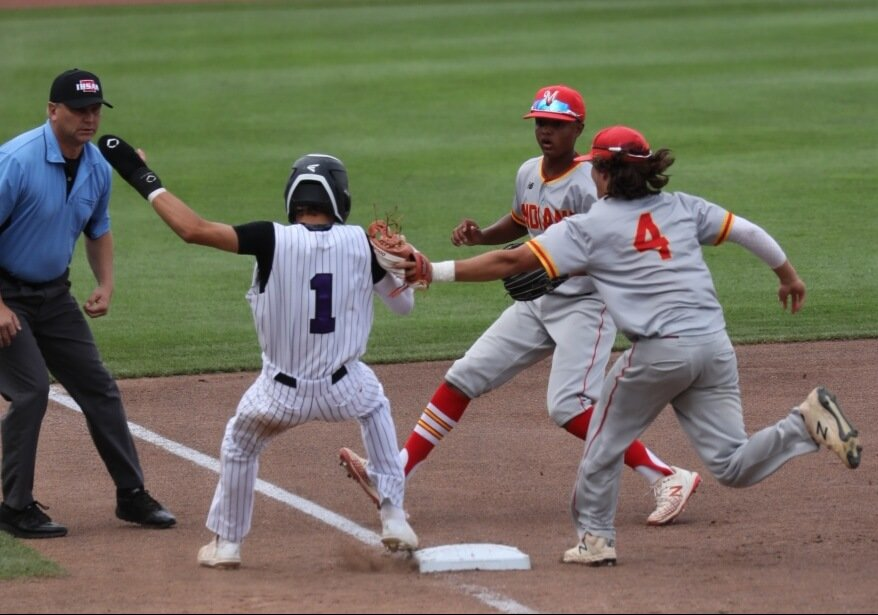 Baseball: 2021 Substate Brackets