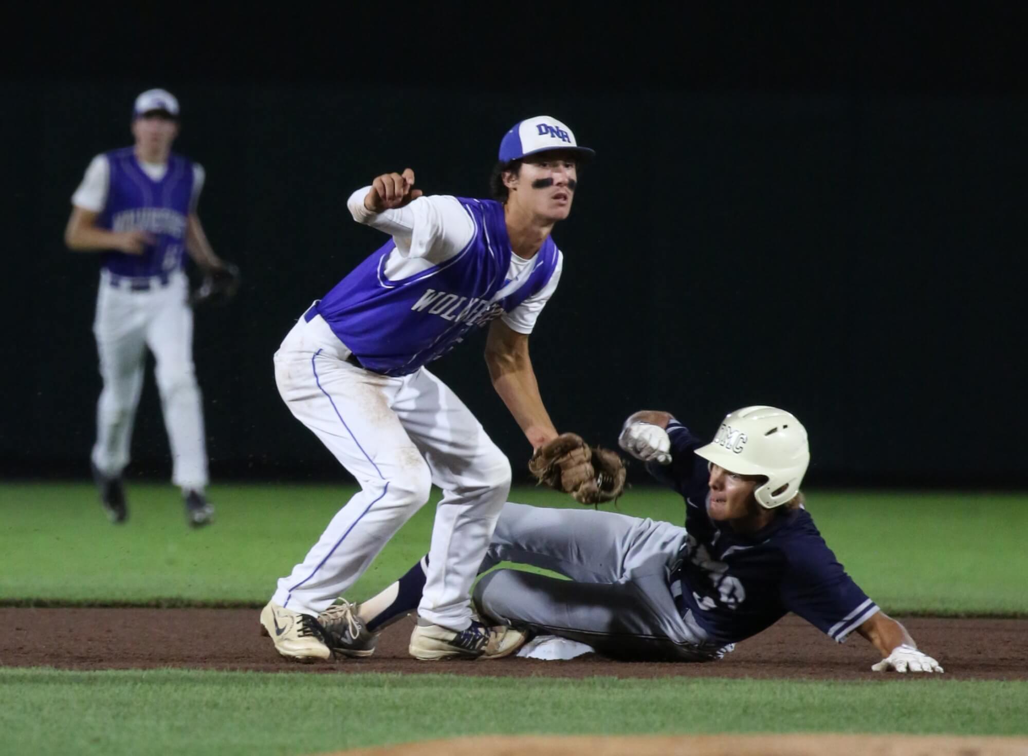 Baseball: 2021 Postseason Assignments