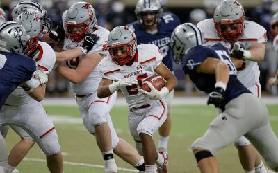 Football: Playoff Standings – After Week 6