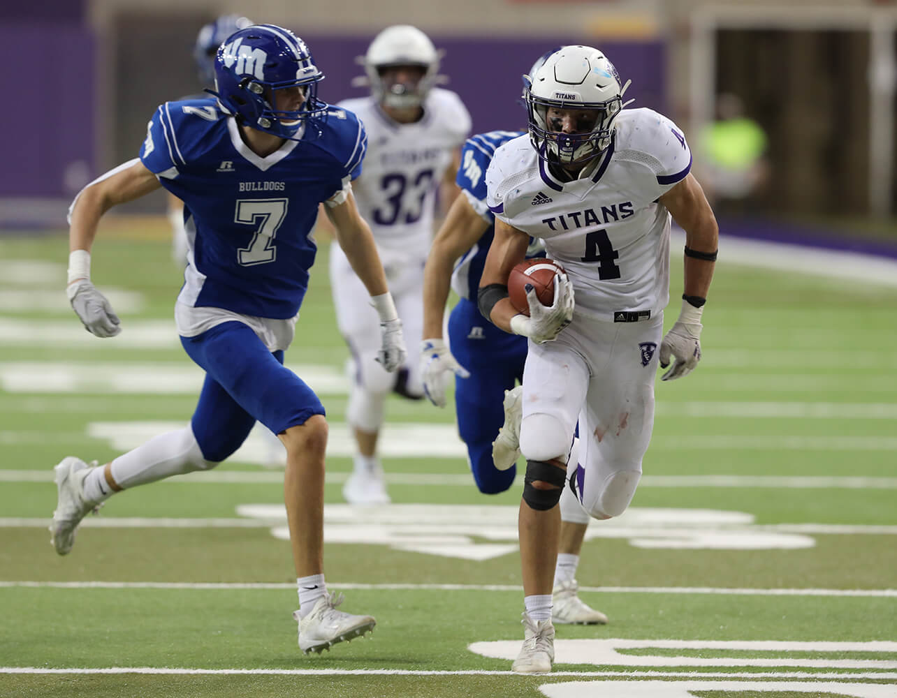 Football: Playoff Standings – After Week 7