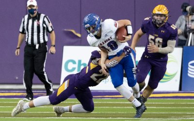 Football: Playoff Standings – After Week 8