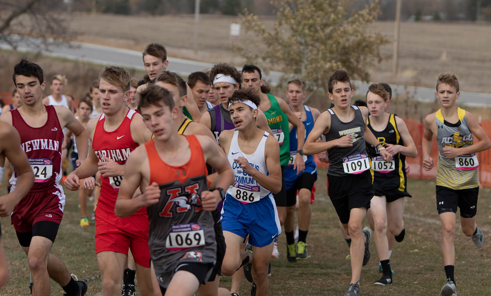 Cross Country: 2021 State Qualifying Assignments